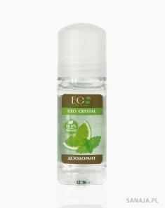 Cytrynowy naturalny dezodorant w kulce, 50ml