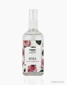 Hydrolat różany - odmładzająca woda różana 100 ml