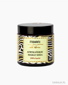 Afrykańskie masło shea - nierafinowane - 120 ml