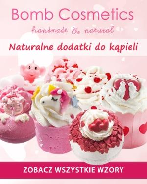 Kosmetyki Naturalne do kąpieli Bomb Cosmetics - Sklep Sanaja