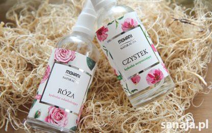woda różana - właściwości i zastosowanie w kosmetyce