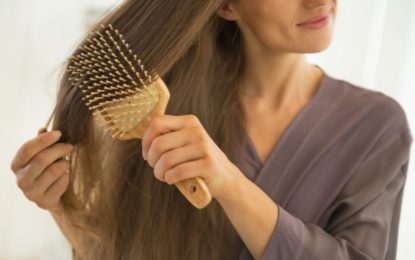 5 sposobów na przyspieszenie wzrostu włosów - sanaja