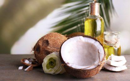 10 pomysłów na olej kokosowy