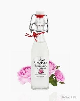 Hydrolat z róży damasceńskiej - organiczna woda kwiatowa 50 ml