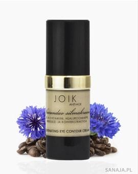 JOIK - ANTI AGE odmładzający krem pod oczy z kwasem hialuronowym, witaminami B3 i E oraz ekstraktami z bławatka i kawy