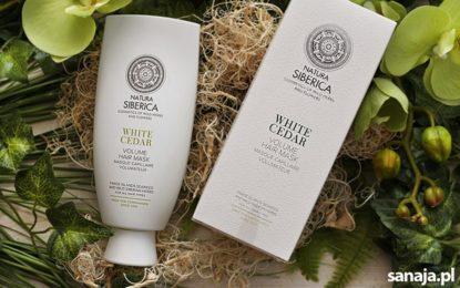 Maska do włosów White Cedar Natura Siberica – Recenzja sanaja