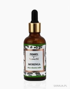 Olej moringa 50ml - Olej z drzewa cudu