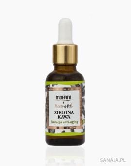 Olej z zielonej kawy BIO 30 ml - Kuracja anti-aging