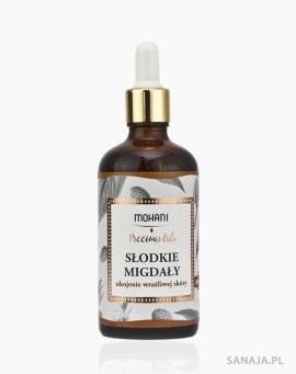 Olej ze słodkich migdałów - 100 ml - Ukojenie wrażliwej skóry