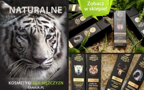 Polecane kosmetyki na dzień chłopaka - naturalne kosmetyki dla mężczyzn
