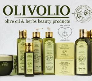 Olivolio - greckie kosmetyki naturalne