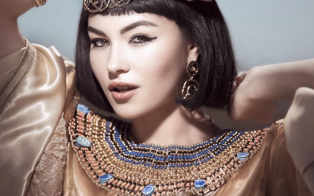 Przepisy Kleopatry na naturalne, domowe kosmetyki
