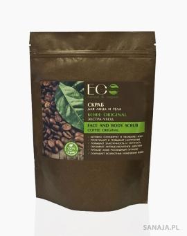 Coffe Original– scrub do twarzy i ciała – 100% naturalny, 200g