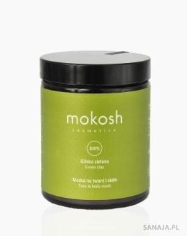 Glinka zielona - Mokosh 180 ml
