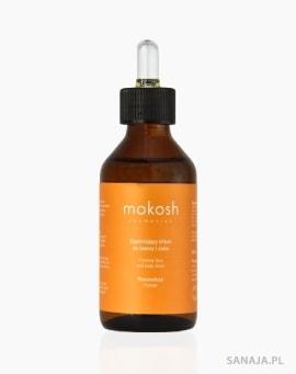 Ujędrniający eliksir do ciała Pomarańcza - Mokosh 100ml