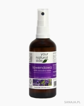 Hydrolat lawendowy - Your Natural Side 100ml